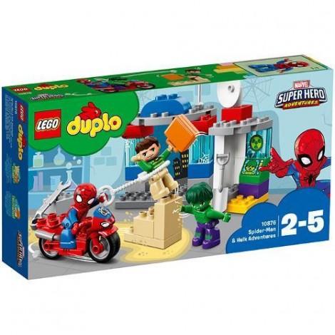Imagine 1LEGO DUPLO Aventurile lui Spider-Man si Hulk