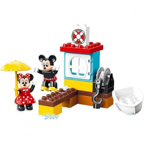 Imagine 5LEGO DUPLO Barca lui Mickey