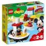 Imagine 1LEGO DUPLO Barca lui Mickey