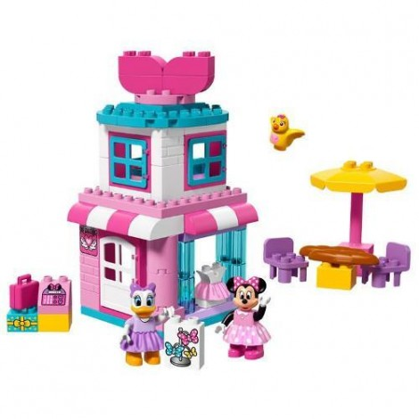Imagine 2LEGO DUPLO Buticul Cochet Minnie Mouse