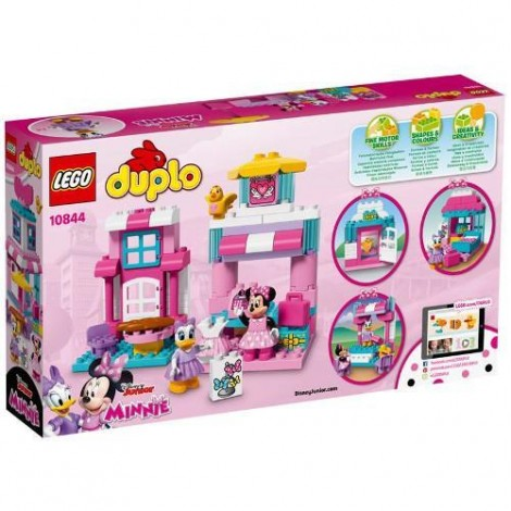 Imagine 3LEGO DUPLO Buticul Cochet Minnie Mouse