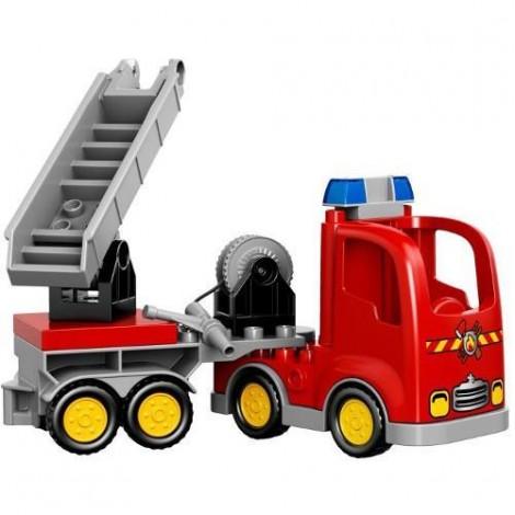 Imagine 2LEGO DUPLO Camion de Pompieri