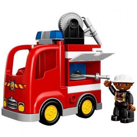 Imagine 3LEGO DUPLO Camion de Pompieri