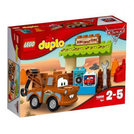 Imagine 1LEGO DUPLO Magazia lui Bucsa