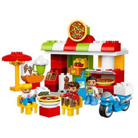 Imagine 2LEGO DUPLO Pizzerie