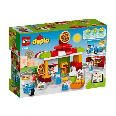 Imagine 3LEGO DUPLO Pizzerie