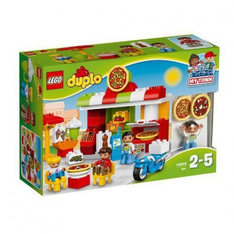 Imagine 1LEGO DUPLO Pizzerie