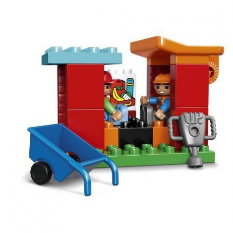 Imagine 4LEGO DUPLO Santier Mare