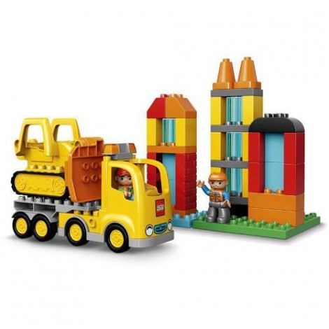 Imagine 5LEGO DUPLO Santier Mare