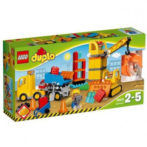 Imagine 1LEGO DUPLO Santier Mare