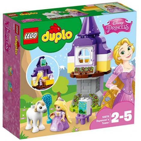 Imagine 1LEGO DUPLO Turnul lui Rapunzel