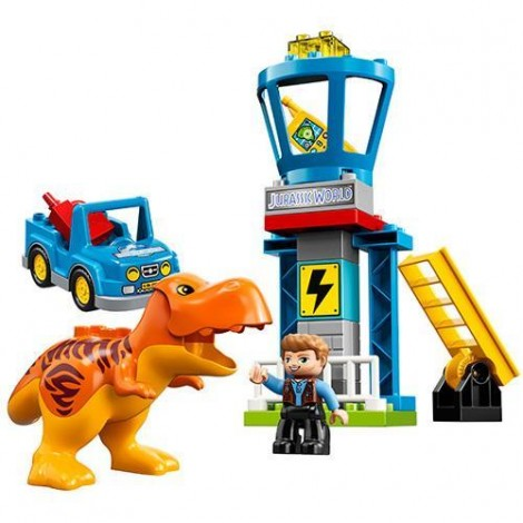 Imagine 2LEGO DUPLO Turnul T Rex