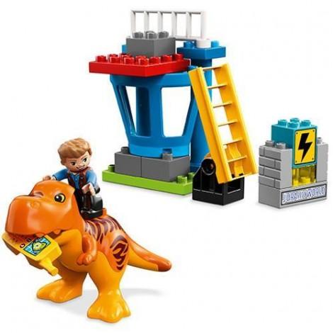 Imagine 3LEGO DUPLO Turnul T Rex