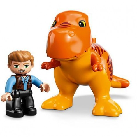 Imagine 5LEGO DUPLO Turnul T Rex