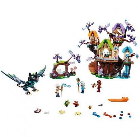 Imagine 2LEGO Elves Atacul Liliacului