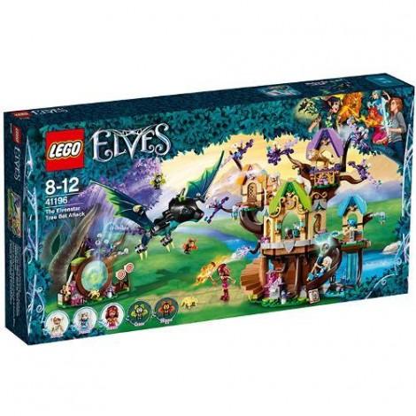 Imagine 1LEGO Elves Atacul Liliacului