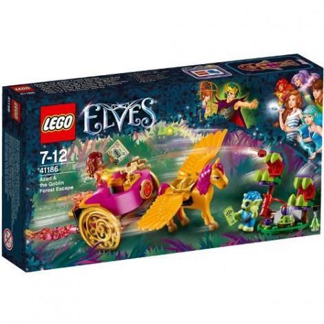Imagine 1LEGO Elves Azari si Evadarea din Padurea Spiridusilor