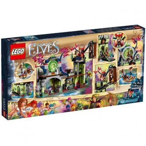 Imagine 3LEGO Elves Evadarea din Fortareata Regelui Spiridusilor