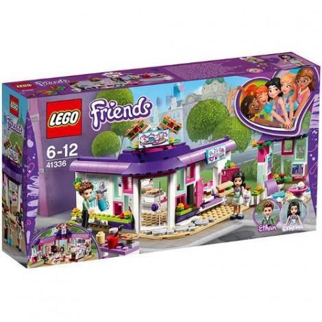 Imagine 1LEGO Friends Cafeneaua de Arta a Emmei