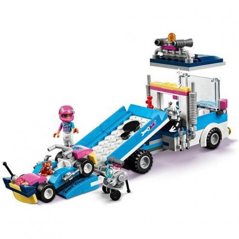 Imagine 3LEGO Friends Camion de Service si Intretinere