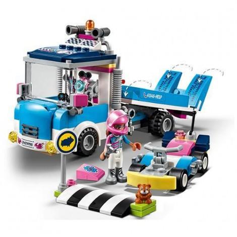 Imagine 4LEGO Friends Camion de Service si Intretinere
