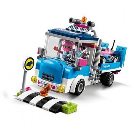 Imagine 5LEGO Friends Camion de Service si Intretinere