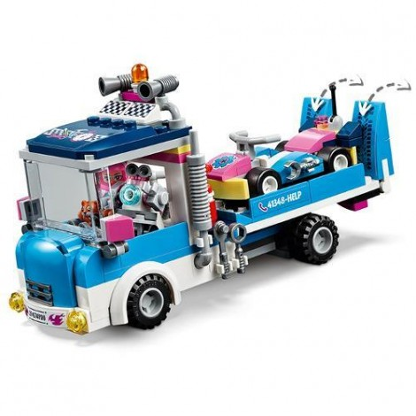 Imagine 7LEGO Friends Camion de Service si Intretinere