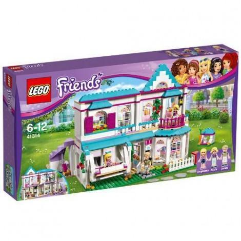 Imagine 1LEGO Friends Casa Stephaniei