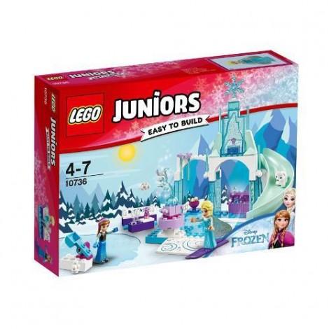 Imagine 1LEGO Juniors Anna si Elsa la Locul de Joaca