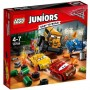 Imagine 1LEGO Juniors Cursa Nebuneasca de la Thunder Hollow