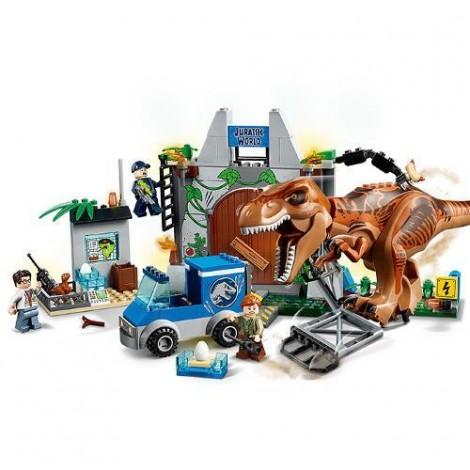 Imagine 4LEGO Juniors Evadarea Lui T Rex
