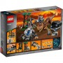 Imagine 5LEGO Jurassic World Carnotaurus