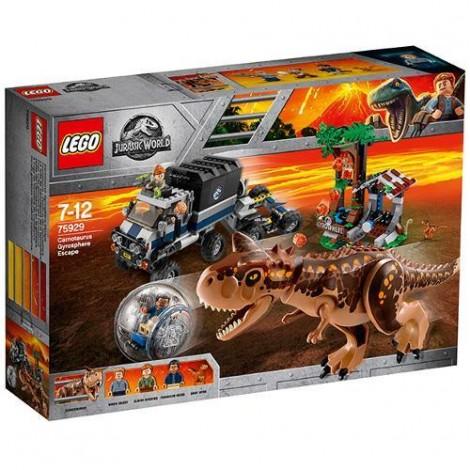 Imagine 1LEGO Jurassic World Carnotaurus
