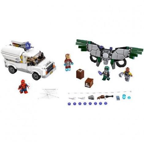 Imagine 2LEGO Marvel Super Heroes Atentie la Vultur