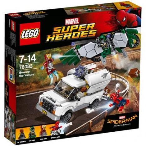 Imagine 1LEGO Marvel Super Heroes Atentie la Vultur