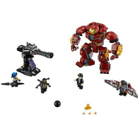 Imagine 2LEGO Marvel Super Heroes Distrugerea Hulkbuster