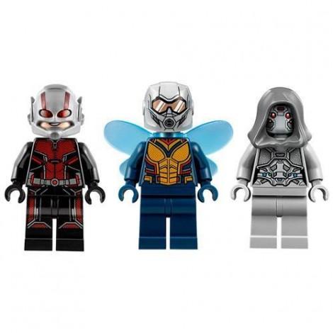 Imagine 4LEGO Marvel Super Heroes Exploratorii Taramului Cuantic