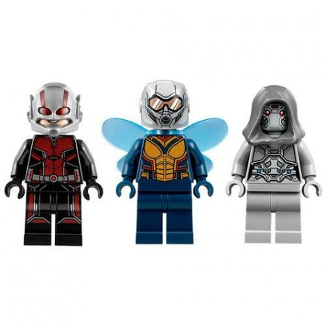 Imagine 4LEGO Marvel Super Heroes Exploratorii Taramului Cuantic