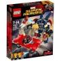 Imagine 1LEGO Marvel Super Heroes Iron Man: Atacul lui Detroit Steel
