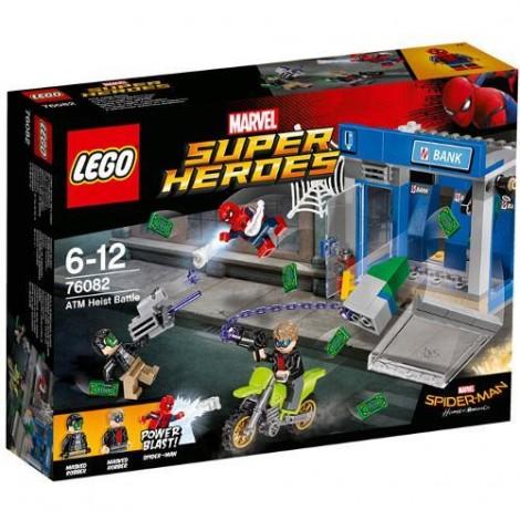 Imagine 1LEGO Marvel Super Heroes Jaful Bancomatului