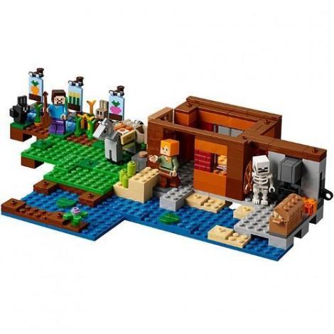 Imagine 4LEGO Minecraft Casuta de la Ferma
