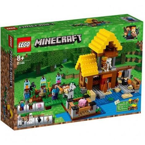 Imagine 1LEGO Minecraft Casuta de la Ferma