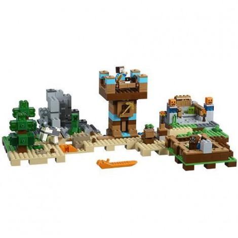 Imagine 2LEGO Minecraft Cutie de Crafting