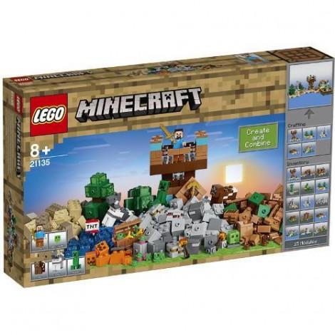 Imagine 1LEGO Minecraft Cutie de Crafting