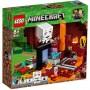 Imagine 1LEGO Minecraft Portalul Nether