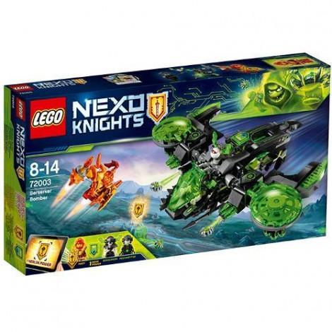 Imagine 1LEGO Nexo Knights Bombardierul Berserkerului