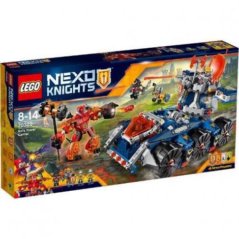 Imagine 1LEGO Nexo Knights Transportorul lui Axl