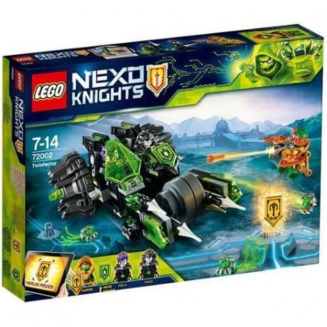 Imagine 1LEGO Nexo Knights Twinfector
