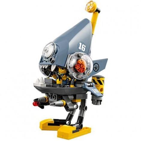 Imagine 3LEGO Ninjago Atacul Piranha