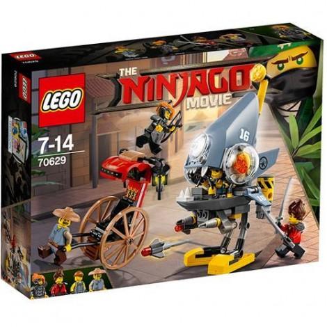 Imagine 1LEGO Ninjago Atacul Piranha